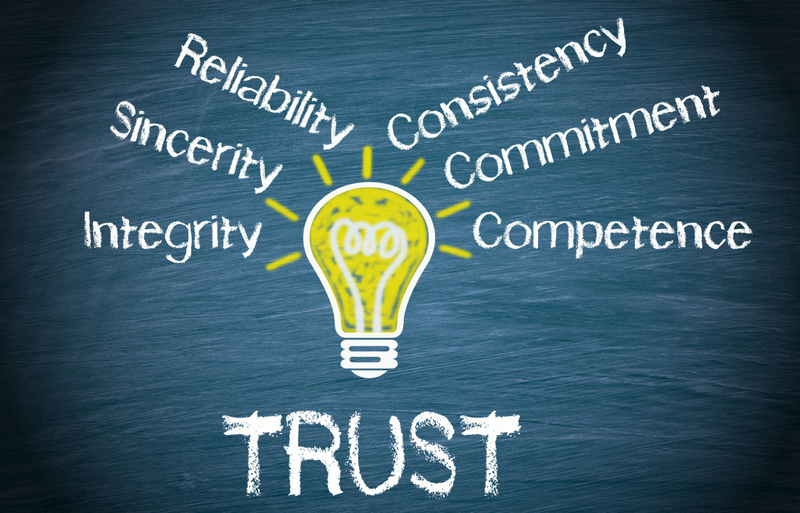 13 Behaviors That Create Trust
