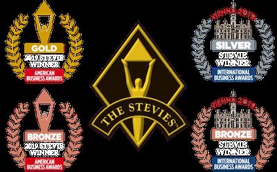 Stevies awards Jeffrey Deckman has won
