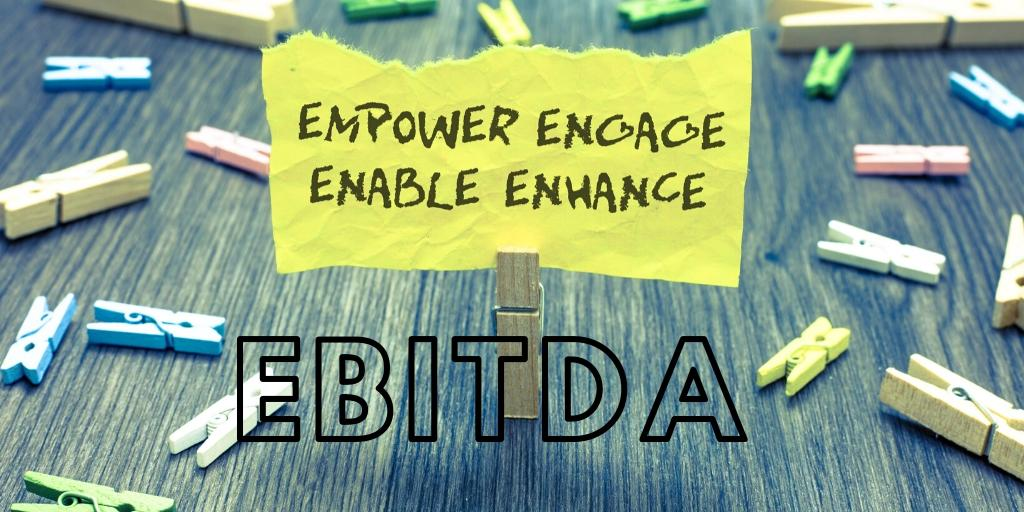 key words to engage staff to increase EBITDA