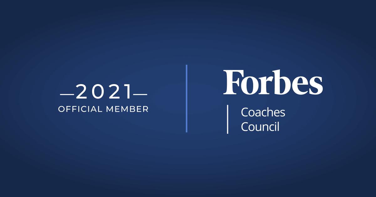 Forbes Coaches Council 2021 member logo